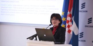 Gordana Kovačević, predsjednica kompanije Ericsson Nikola Tesla