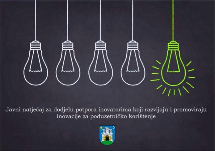 natječaj za potpore inovatorima