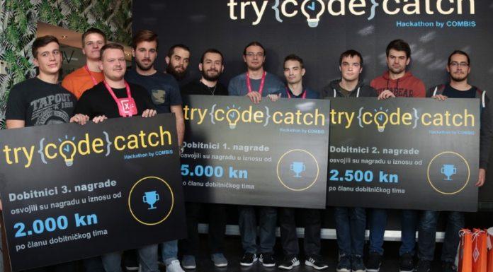 COMBIS hackathon try{code}catch