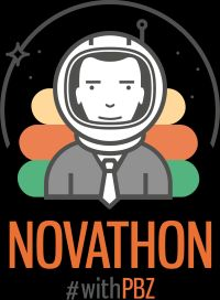 Novathon withPBZ logo