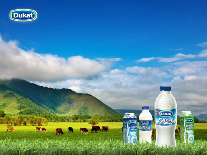 Dukat cijena mlijeka