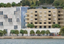 Obnova splitskog hotela Ambasador