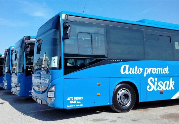 Gradski prijevoz u Sisku