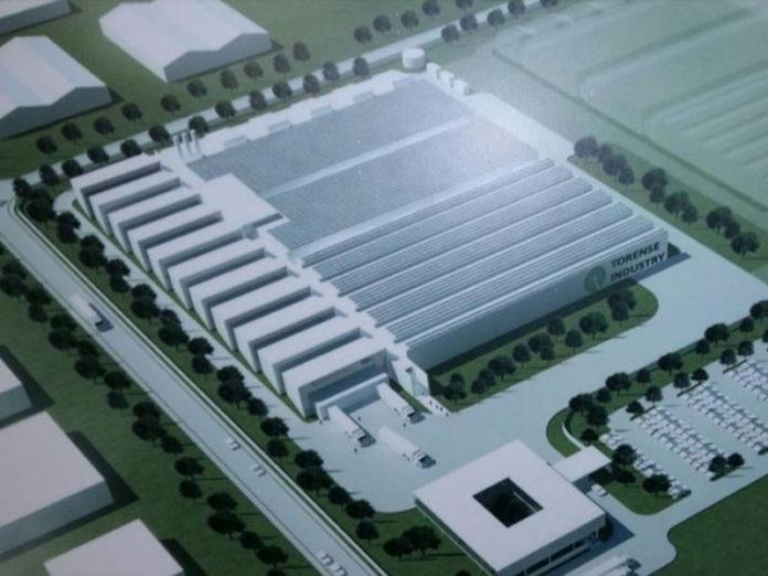 Bistra tvornica solarnih panela