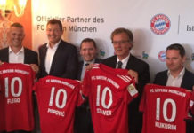 FC Bayern i Istra