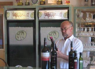 Masline i vino