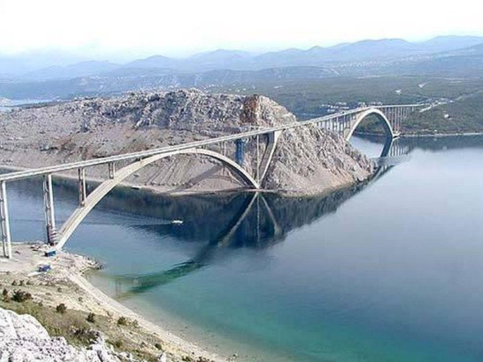 projekt sanacije Krčkog mosta