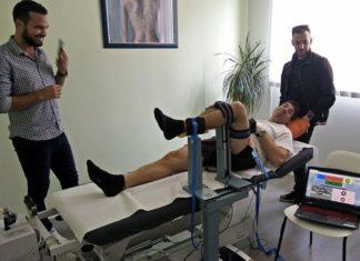 Hip Rehabilitation Device