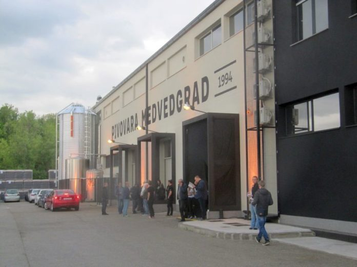 Pivovara Medvedgrad