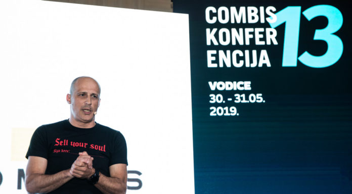 Hrvoje Išek - Combisova konferencija
