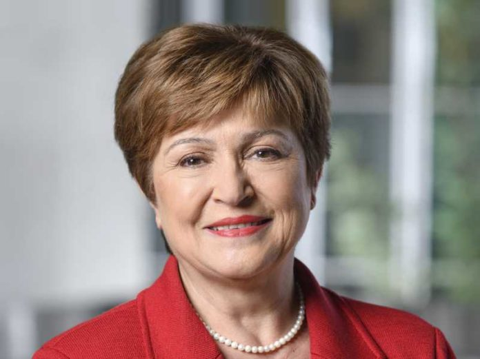 Kristilina Georgieva