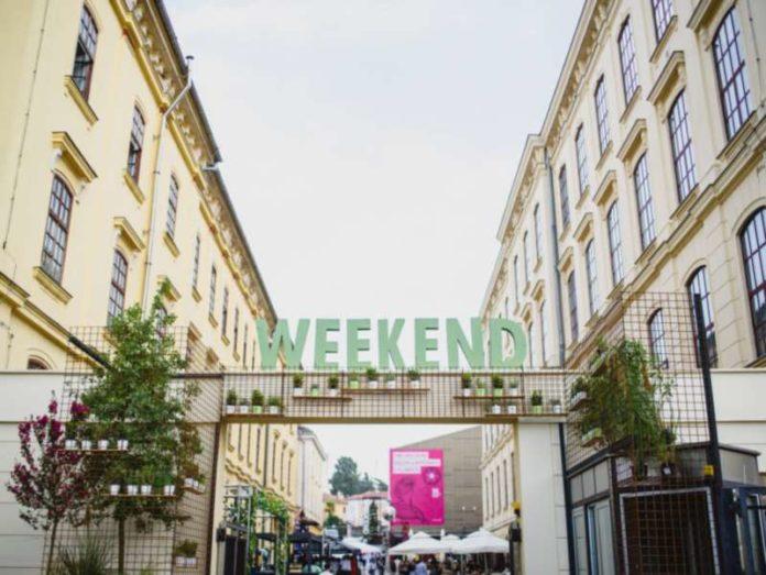 Weekend Media festival