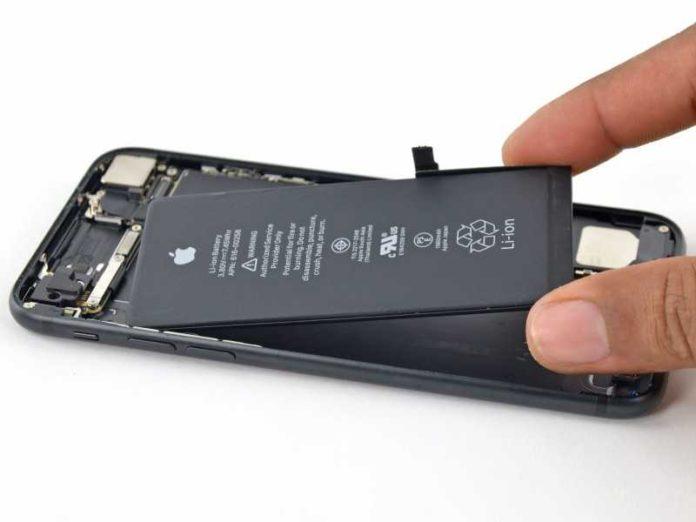 baterija Apple