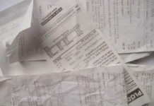 iznos fiskaliziranih računa