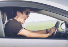 detektor bijesa kod vozača
