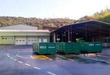 pogon za sortiranje otpada