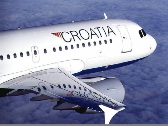 Croatia airlines Rim