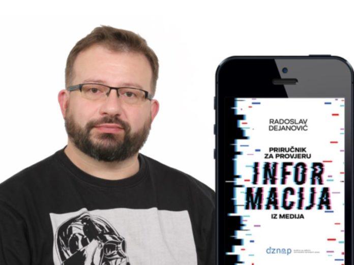 Priručnik za provjeru informacija iz medija
