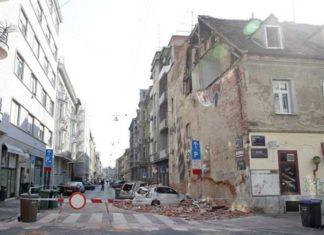 saniranje stanova oštećenih u potresu