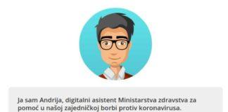 digitalni asistent Andrija