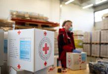Donacija Hrvatskom Crvenom Križu
