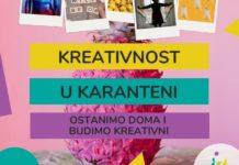 Kreativnost u karanteni