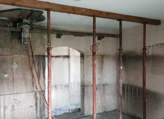 Tehnike popravaka i pojačanja zidanih zgrada