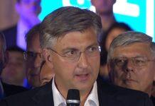 HDZ pobjednik parlamentarnih izbora
