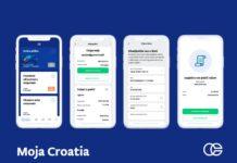 Moja Croatia aplikacija