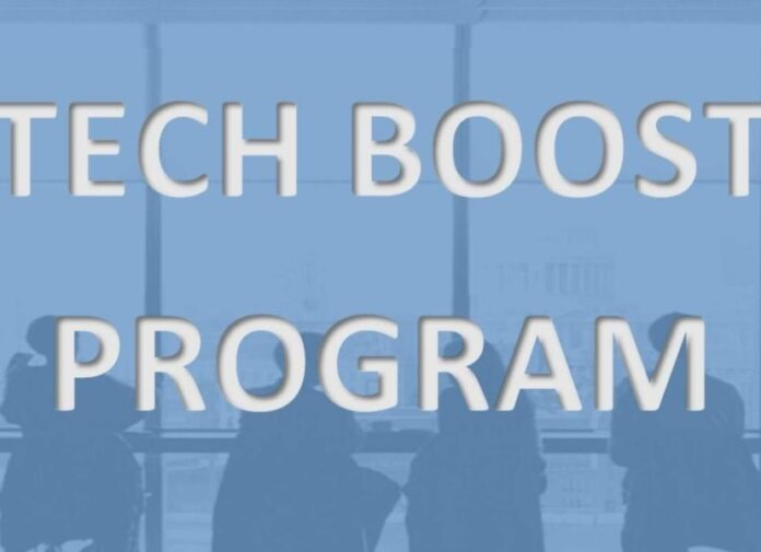 Tech Boost program