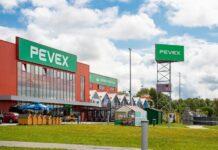 prodajni centri Pevexa