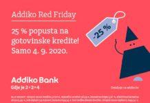 Addiko Red Friday