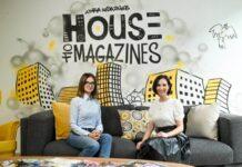 Silvana Mrvelj i Anita Vučinić Naprta