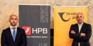 Hrvatska pošta i Hrvatska poštanska banka