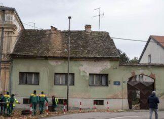 potres Sisak