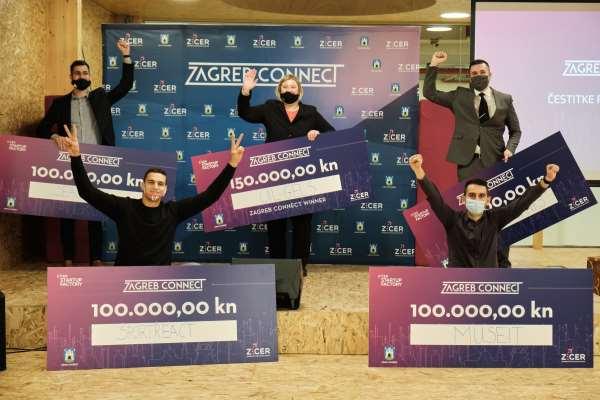 Pobjednici zagreb Connect 2020