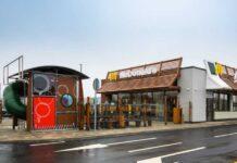 Bjelovar McDonald'sov restoran