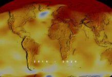 NASA klimatske promjene