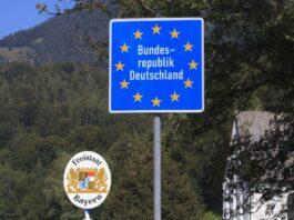 ulazak u njemačku
