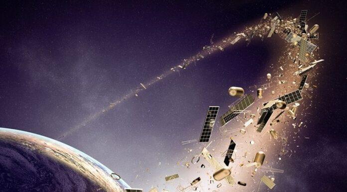 svemirski otpad