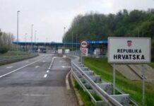 ulazak u Hrvatsku