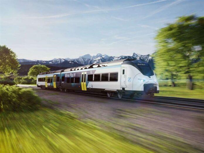 Vlak na hidrogenski pogon