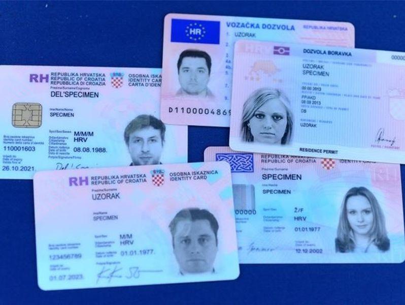 Od 2. kolovoza zaprimaju se zahtjevi za biometrijske osobne iskaznice