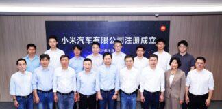 Xiaomi EV Company