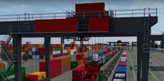 5g logistički terminal